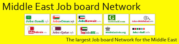 Middle East Job board network